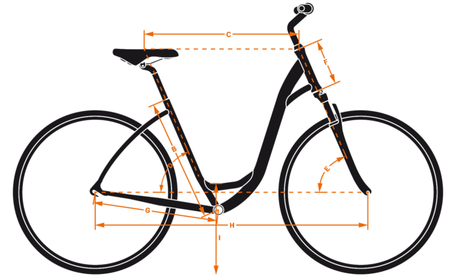 Bicicleta KTM Oras CITY Line 28.7    7s Nexus/RT 2017