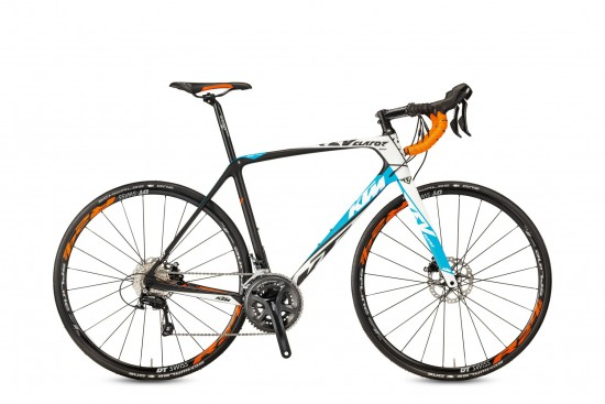 Cursiera KTM REVELATOR SKY blue    22s 105 CD 2017