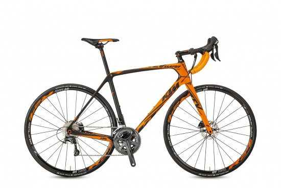 Cursiera KTM REVELATOR SKY orange    22s Ultegra CD 2017