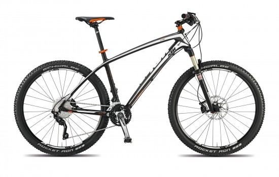 Bicicleta KTM AERA 27 Pro 2-F/3-F 2015