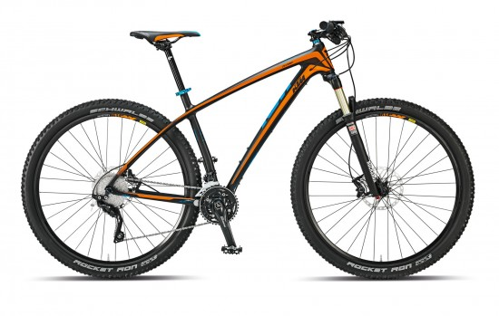 Bicicleta KTM AERA 29 Comp 3-F 2015