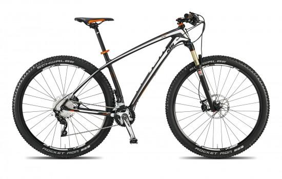 Bicicleta KTM AERA 29 Pro 2-F/3-F 2015