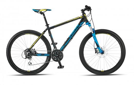 Bicicleta KTM Chicago 27 H-Disk – 2015