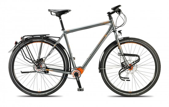 Bicicleta KTM Life Lontano P18 – 2015