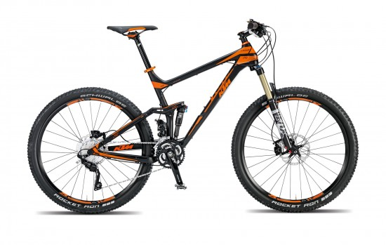 Bicicleta KTM Lycan 272 – 2015