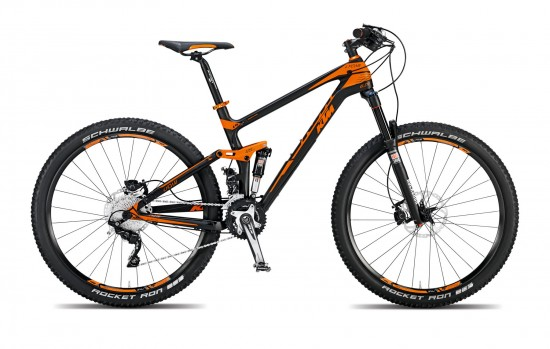 Bicicleta KTM Lycan 27 Elite – 2015