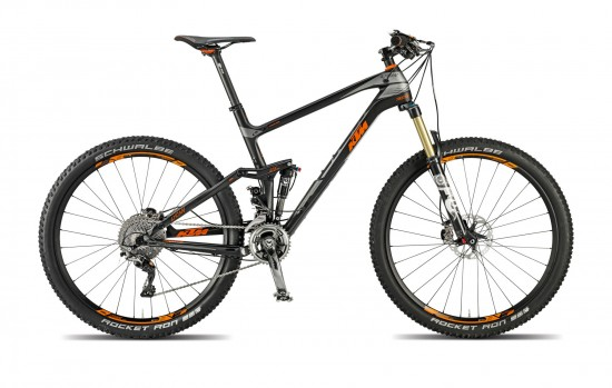 Bicicleta KTM Lycan 27 Prestige – 2015