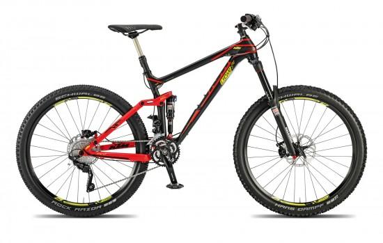 Bicicleta KTM Lycan LT 272 – 2015