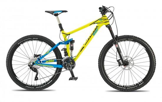 Bicicleta KTM Lycan LT 273 – 2015