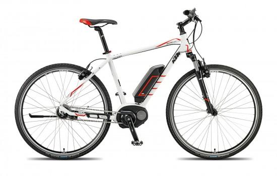 Bicicleta KTM Electrice Macina Cross 8 – 2015