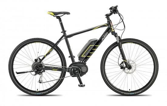 Bicicleta KTM Electrica Macina Cross 9
