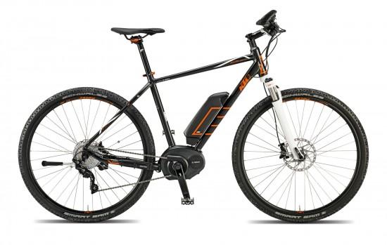 Bicicleta Electrica KTM Macina Cross 10 GPS+