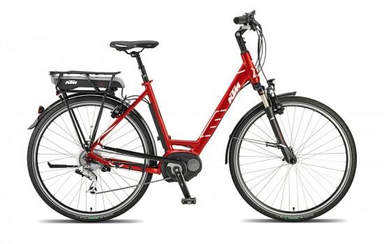 Bicicleta Electrica KTM Macina Dual – 2015