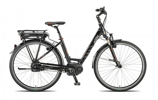 Bicicleta Electrica KTM Macina Nuvici Plus – 2015