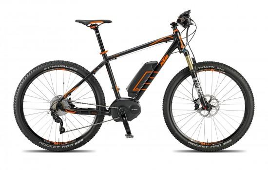 Bicicleta KTM Electrica Macina Race 27 GPS+ – 2015