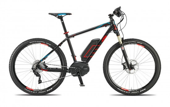 Bicicleta KTM Electrica Macina Race 27 Plus – 2015