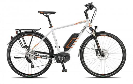 Bicicleta Electrica KTM Macina Tour 10 GPS+ – 2015