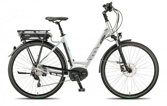 Bicicleta KTM Macina Tour 10 Plus – 2015