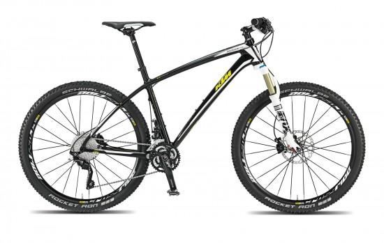 Bicicleta KTM MYROON 27 Elite 2-F/3-F