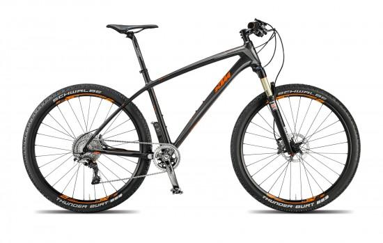 Bicicleta KTM MYROON 27 Prestige 1-F 2015