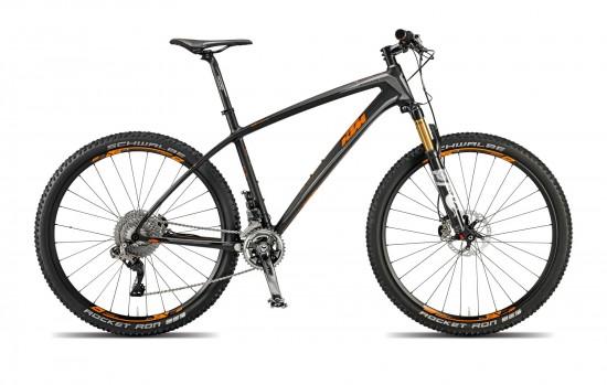 Bicicleta KTM MYROON 27 Prestige Di2 2-F – 2015