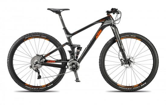 Bicicleta KTM Scarp 29 Prestige DI2 – 2015