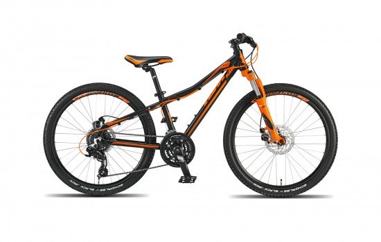 Bicicleta KTM Copii Wild Speed 24 Disc – 2015