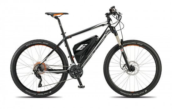 Bicicleta KTM Electrica eRace P 27 – 2015