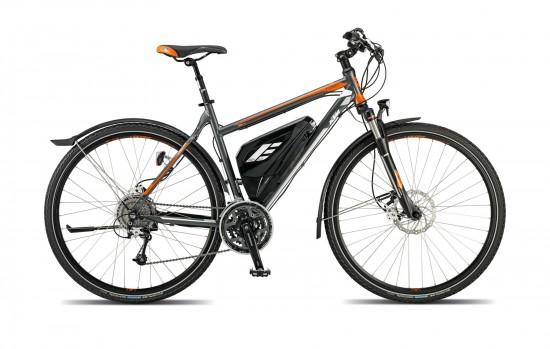 Bicicleta Electrica KTM eStreet P – 2015