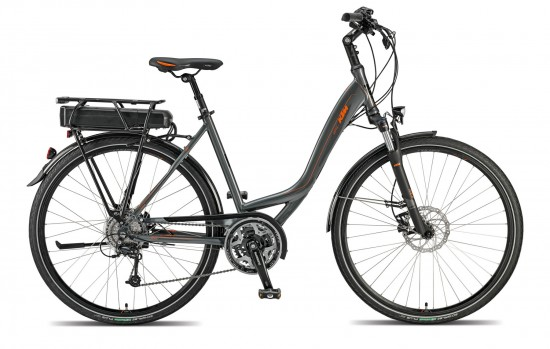 Bicicleta Electrica KTM eStyle P – 2015