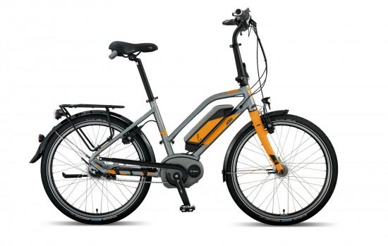 Bicicleta Electrica KTM Macina Compact 8 – 2015