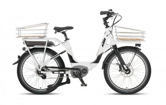 Bicicleta Electrice KTM Macina e-Shopper – 2015