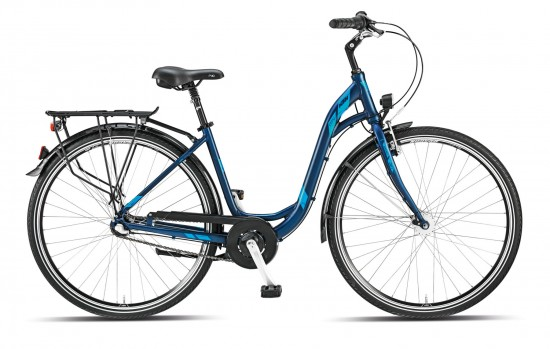 Bicicleta KTM Oras Fun 3 28 – 2015