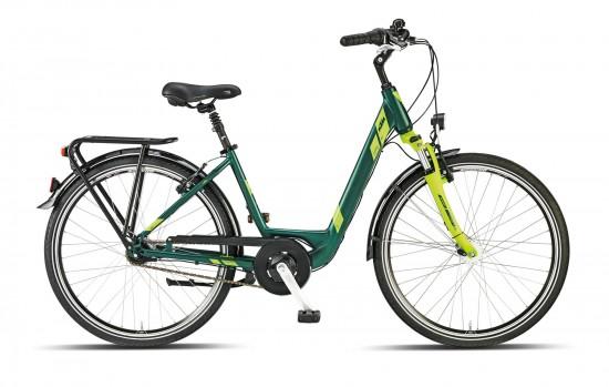 Bicicleta KTM Oras Line 7 26 – 2015