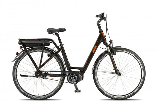 Bicicleta Electrica KTM VENTURA Eight Di2- 2016