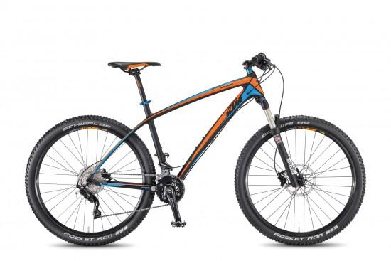 Bicicleta KTM AERA 27 COMP 20S/30S DEORE XT/DEORE – 2016