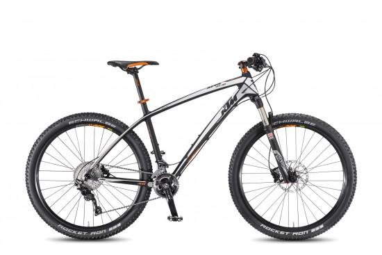 Bicicleta KTM 27 AERA PRO 22S/33S DEORE XT – 2016
