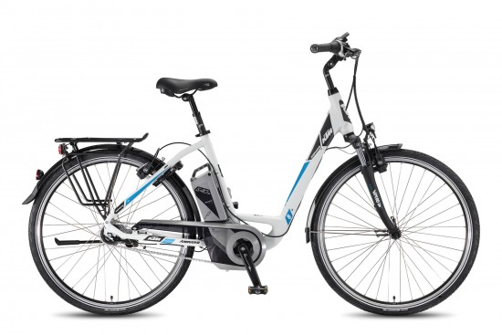 Bicicleta Electrica KTM AMPARO 8-LL 28 540- 2016