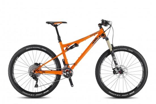 Bicicleta KTM LYCAN 272 – 2016