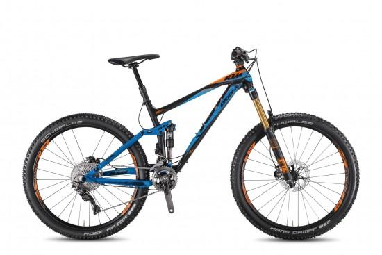 Bicicleta KTM LYCAN  LT 271 22s – 2016
