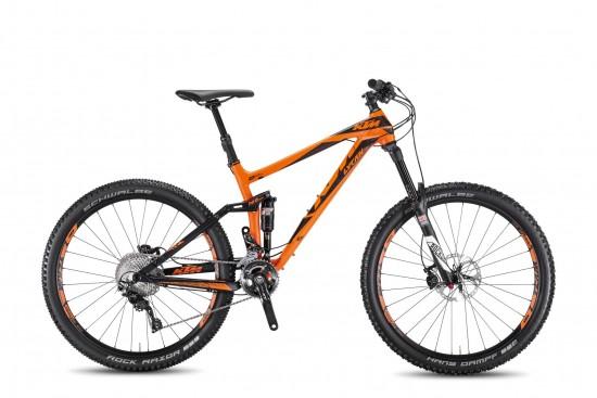 Bicicleta KTM LYCAN LT 272 – 2016