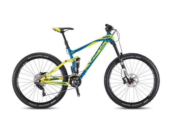 Bicicleta KTM LYCAN LT 274 – 2016