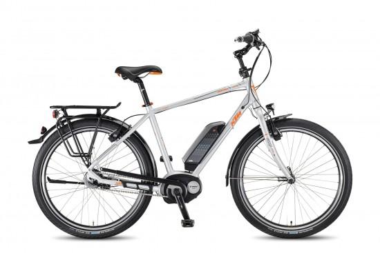 Bicicleta Electrica KTM MACINA Bold 8 26- 2016