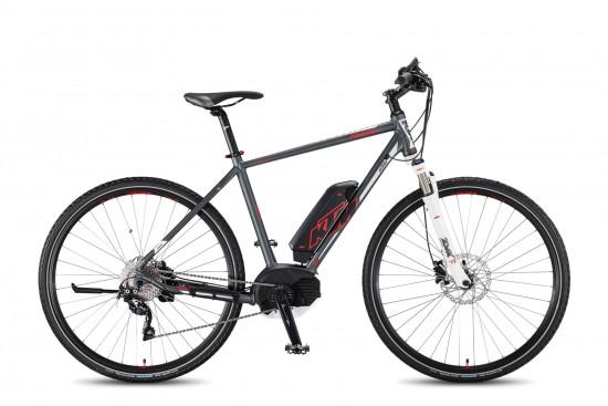 Bicicleta Electrica KTM MACINA Cross 10 CX4- 2016