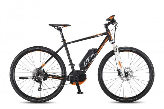 Bicicleta Electrica KTM MACINA Cross 11 CX5+- 2016