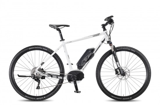 Bicicleta Electrica KTM MACINA Cross 11 CX5- 2016