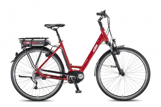Bicicleta Electrica KTM MACINA Dual 24 A5 – 2016