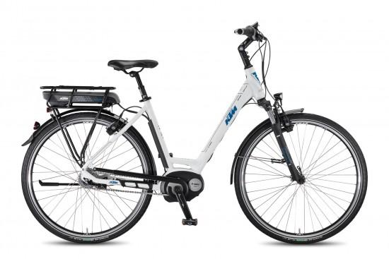 Bicicleta Electrica KTM MACINA Eight RT A5- 2016