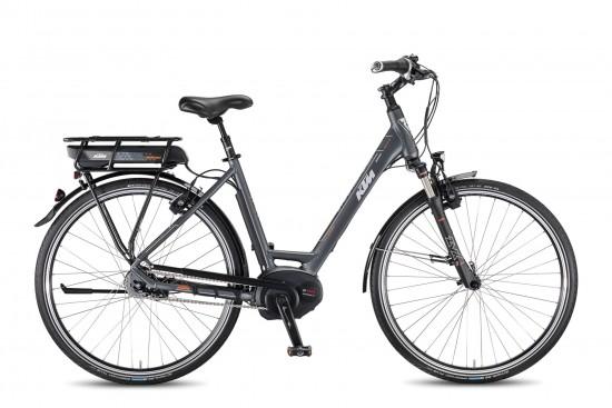 Bicicleta Electrica KTM MACINA Eight XL P5 – 2016