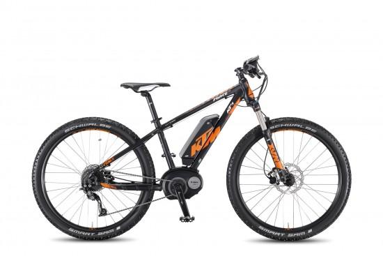 Bicicleta Electrica KTM MACINA Force 27.5 9 A4- 2016